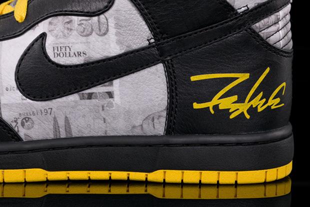 the latest 43924 3c305 Livestrong-futura-nike-sportswear-dunk-flom-2
