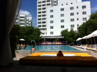 Shore Club Pool