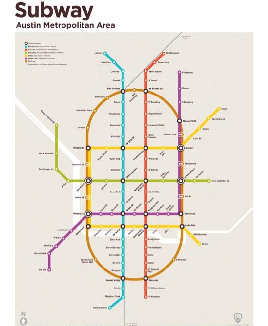 Austin Subway