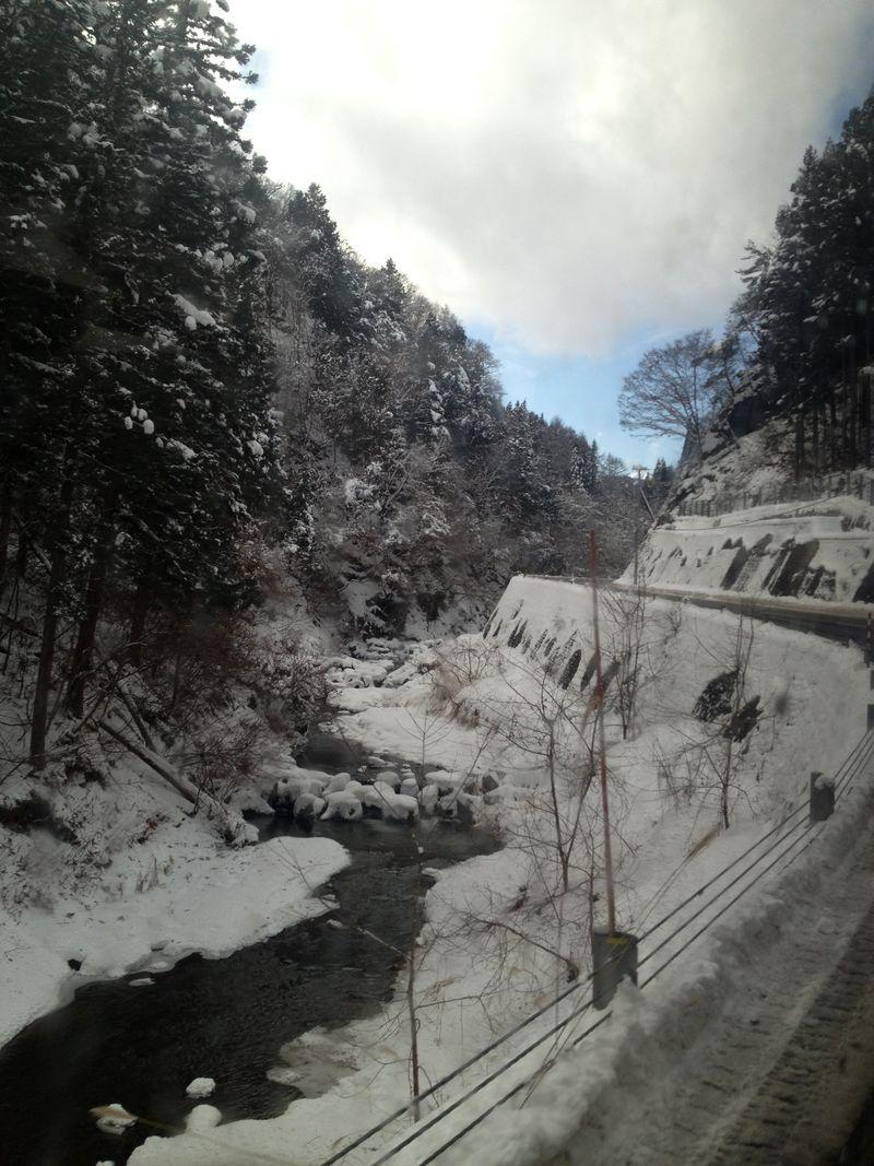 Nagano snow