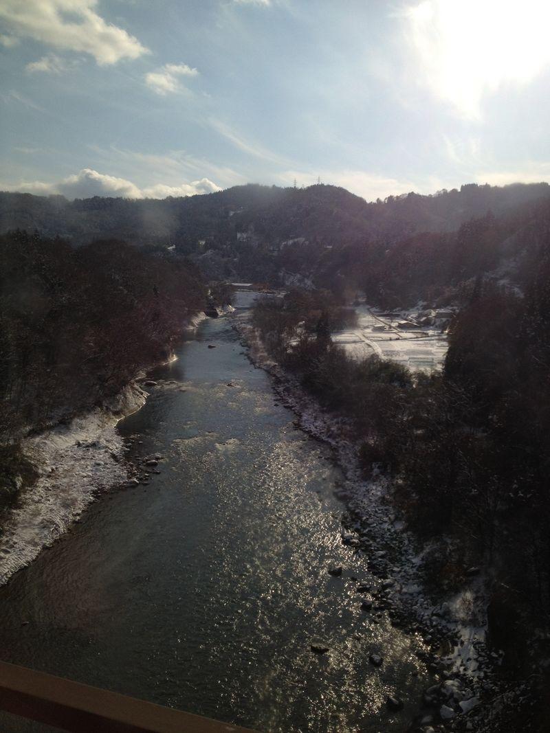 Nagano river